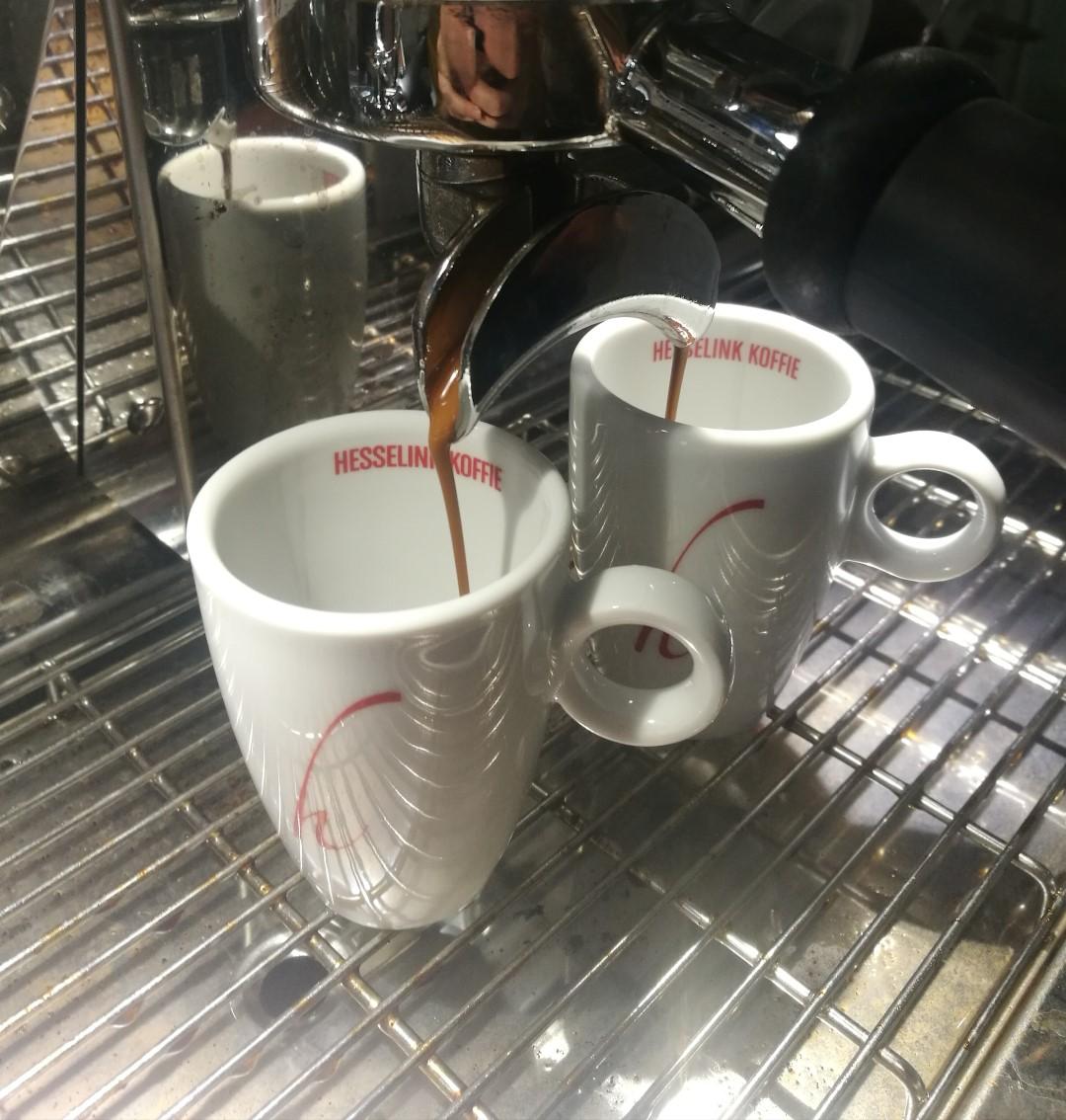 Hesselink Koffie | stadscafé De Pannenkoek