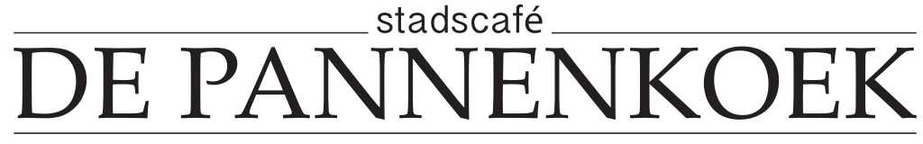 Logo stadscafé De Pannenkoek